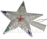 """Новогодняя гирлянда на елку """"Звезда"""" (маленькая)"""