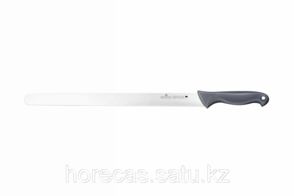 Нож поварской с цветными вставками «Colour Luxstahl» 388 мм