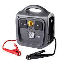 Пусковое устройство + USB, фонарь REPP148 ™Ring Automotive, фото 1