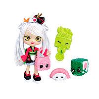 Кукла Shopkins - Сара-Суши с аксессуарами, 15 см, фото 1