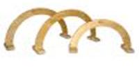 Дуга для подлезания h=60см (фанера)