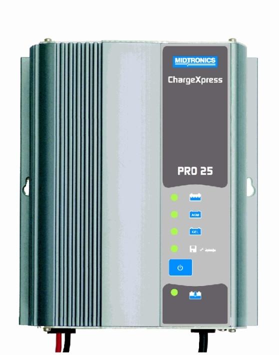 Зарядное устройство 1 канал 25А, 12В ™Midtronics
