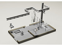 Модуль убоя МРС, до 240 голов смена, фото 1