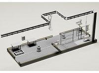 Модуль убоя МРС, до 480 голов смена (люкс)