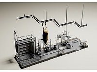 Модуль убоя КРС, до 50 голов смена, фото 1