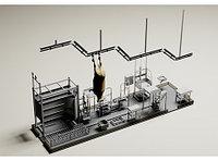 Модуль убоя КРС, до 50 голов смена (люкс), фото 1