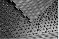 Мат  резиновый  1800(1830)х1170 паззл, фото 1