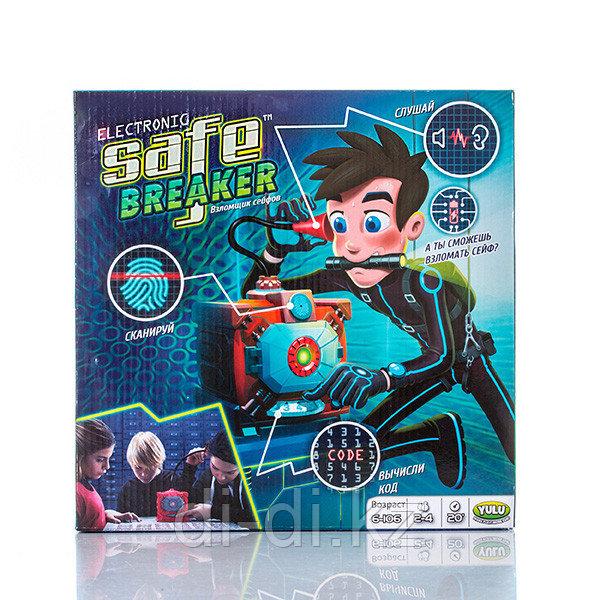 Игра настольная Взломщик Сейфов (Safe Breaker)