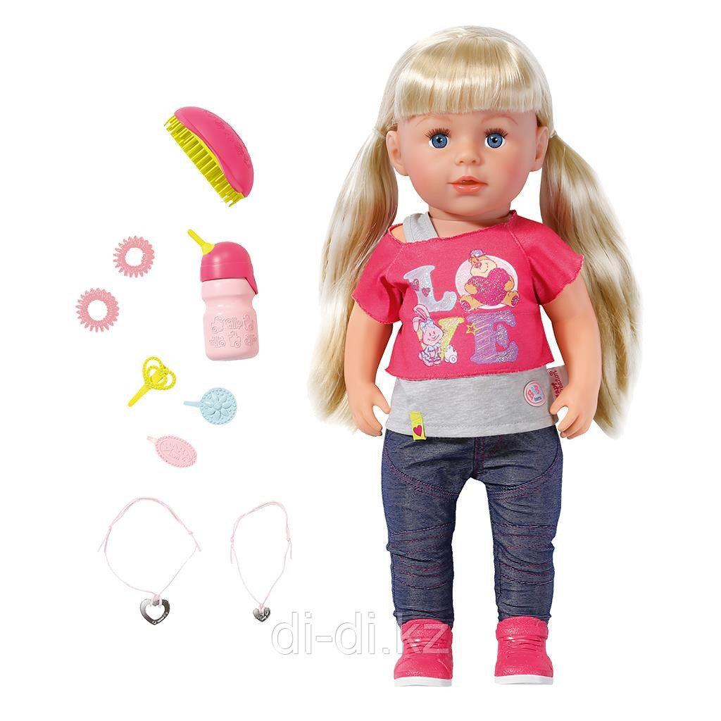 "Интерактивная кукла Беби Бон ""Сестричка"", 43 см"