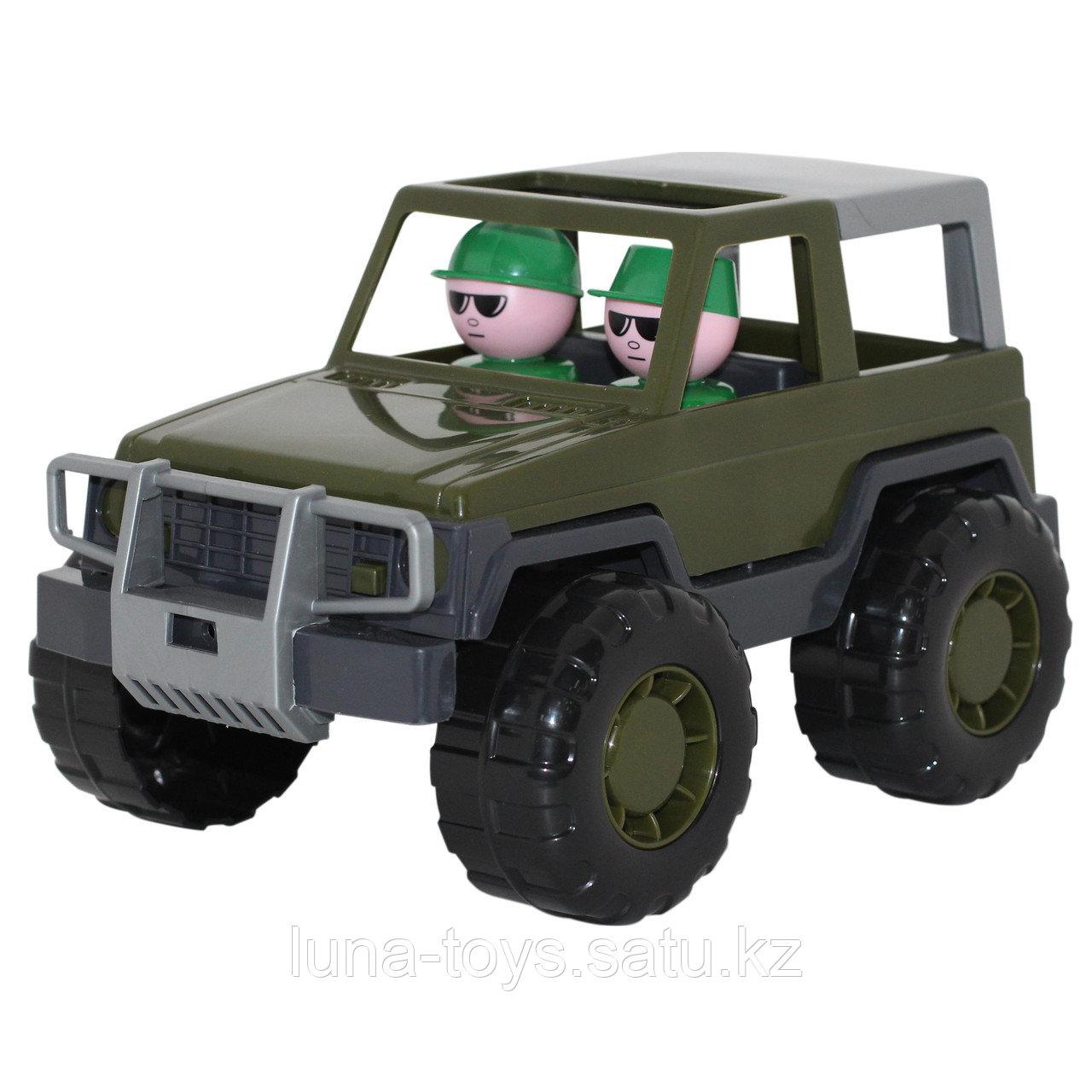 """""""Вояж"""", автомобиль джип военный"""