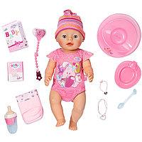 Интерактивная кукла-пупс Baby Born с аксессуарами, 43 см, фото 1