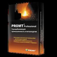 PROMT Professional 12 Горнодобывающая промышленность и металлургия
