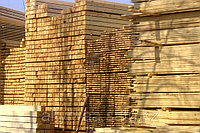 Доска обрезная строительная 30х100х6м