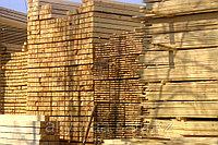 Доска обрезная строительная 200х200х6м