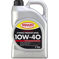 Моторное масло SYNTECH PREMIUM DIESEL SAE 10W-40