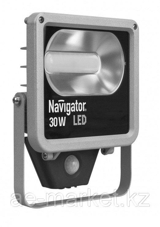 LED Прожектор  30w 4000K Датчик IP65