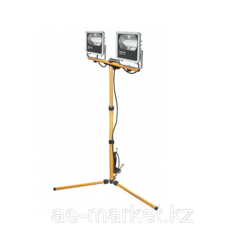 LED Прожектор 2х50 4000К IP65  Раздв. штатив
