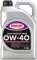 MOTORENOEL SUPER LEICHTLAUF DRIVER SAE 0W-40