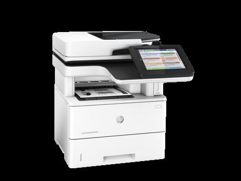 HP МФУ лазерное LaserJet Enterprise M527dn (F2A76A)