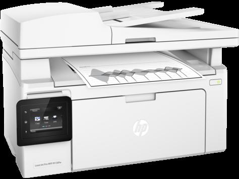 HP G3Q60A МФУ лазерное монохромное LaserJet Pro MFP M130fw (A4)