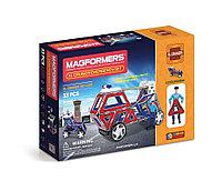 Magformers Магнитный конструктор Набор Круизер Спасатели из 33 элементов