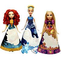 """Кукла """"Принцесса Диснея"""" в юбке с проявляющимся принтом, фото 1"""