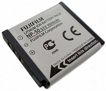 Акуумулятор OLYMPUS LI-68 B / FUJIFILM NP 50