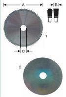 Пильный диск для резки штапика