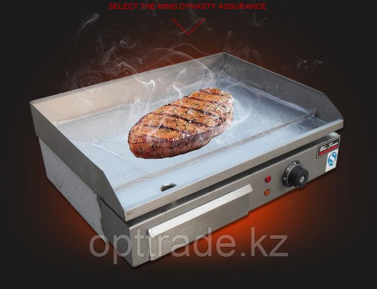Настольная электрическая сковорода (жарочная поверхность)