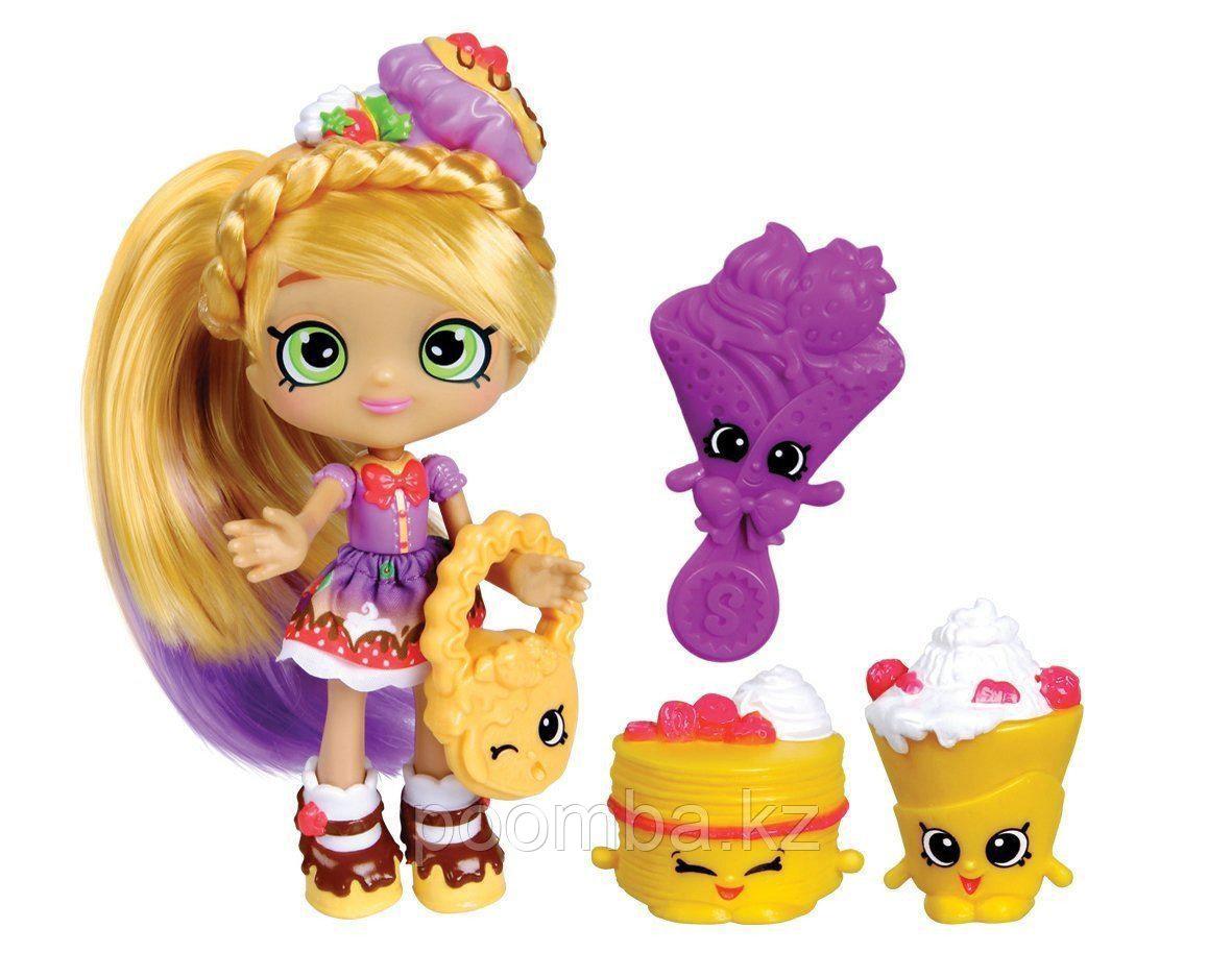 Кукла Shopkins - Памкейк с аксессуарами, 14 см