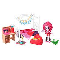 Игровой набор мини-кукол Пижамная вечеринка, фото 1