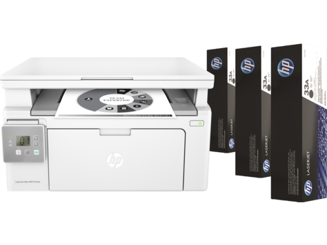 HP G3Q66A МФУ лазерное монохромое LaserJet Ultra M134a (А4)