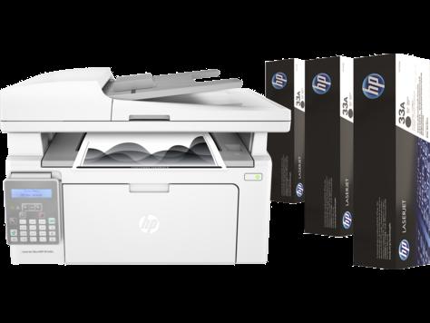 HP G3Q67A МФУ лазерное, ч/б, LaserJet Ultra M134fn (А4)