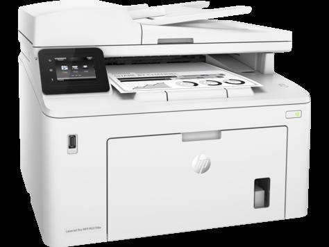 HP G3Q75A МФУ лазерное , ч/б, LaserJet Pro M227fdw (А4)