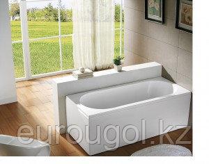 Ванна акриловая Bravat B25505W-5   150 см.