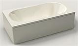 Ванна акриловая Bravat B25505W-5   150 см., фото 3