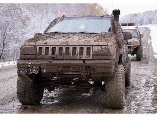 Усиленная подвеска Jeep Grand Cherokee Zj и ZG '91-'99