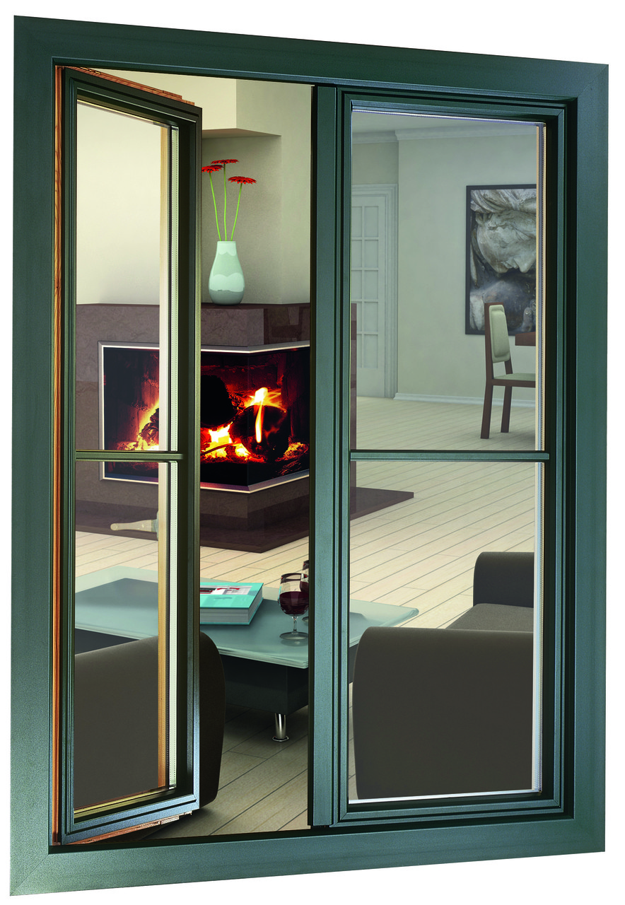 Деревянные окна-Unilux DESIGNLINE 0.8 - фото 2
