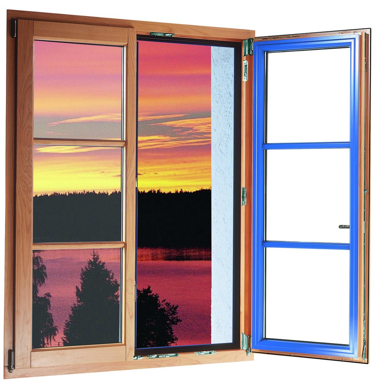 Деревянные окна-Unilux DESIGNLINE 0.8 - фото 4