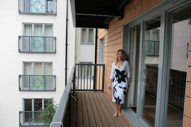 Деревянные окна-Skaala Continental