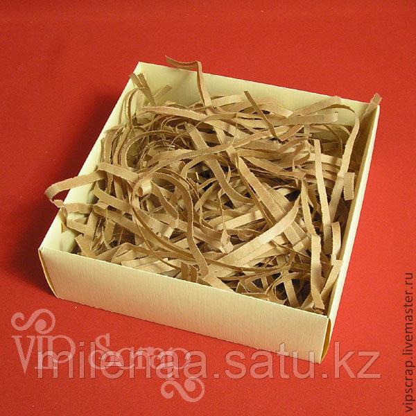 Бумажный наполнитель для подарков. Алматы Астана
