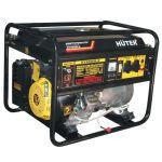 Генератор бензиновый huter DY6500LX: