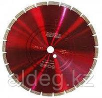 Сегментный диск по граниту (Laser)  цвет : красный