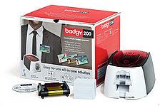 Принтер для печати на пластиковых картах Badgy200