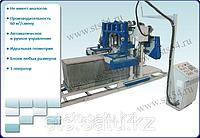Резка пенобетона, полистиролбетона, газобетона: автоматизированный резательный комплекс