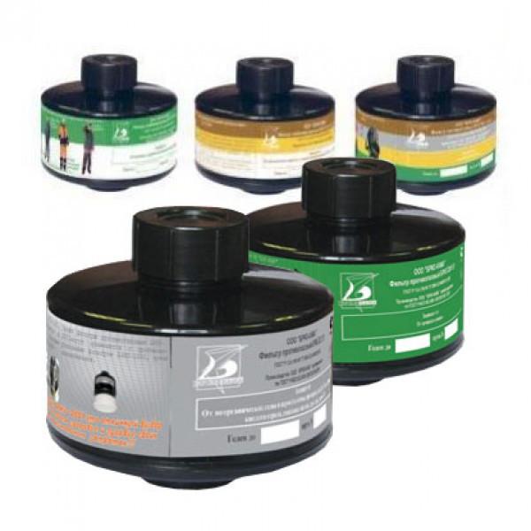 Фильтры для противогазов резьбовое соединение