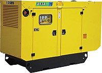 Дизельный генератор Дизельная электростанция (дизель генератор) AKSA APD 145 C (105 кВт), фото 1
