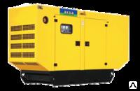 Дизельныя электростанция АКСА (48 кВт)