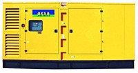 Дизельная электростанция AKSA APD 350 C (252 кВт), фото 1