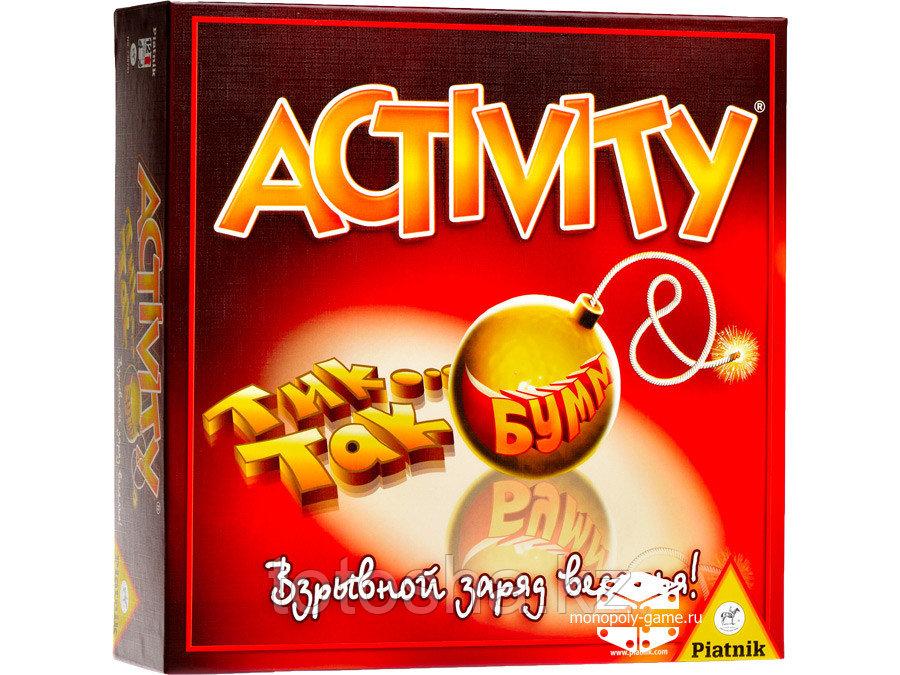 Activity Тик Так Бумм Piatnic